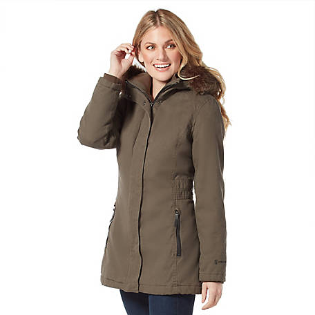 Free Country Women's Cotton Twill Jacket