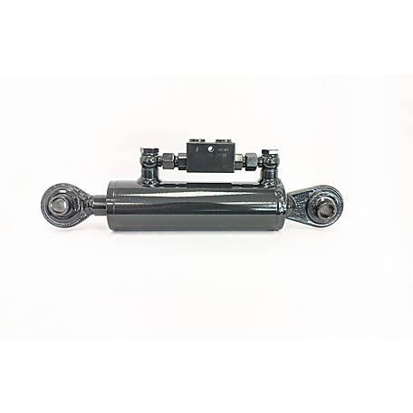 AMA USA Category 1 Hydraulic Top Link, 14 3/16 in. to18 1/2 in., 37299, 37299