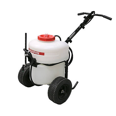 Chapin 12 gal. Operated Push Sprayer, 97902