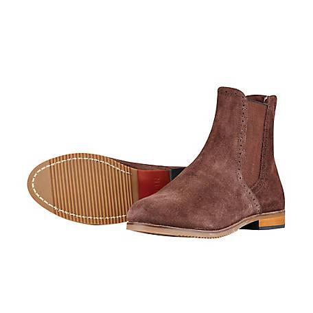 Chocolate Dublin Kalmar Suede Womens Tall Boots