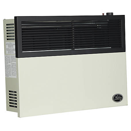 Ashley 17,000 BTU Direct Vent Natural Gas Heater, DVAG17N