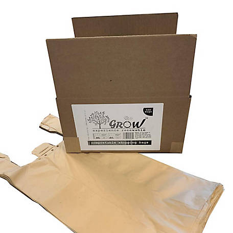 GROW Strong Leak Proof Reusable Bags, 2021500