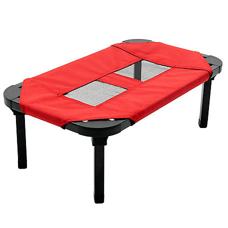 Lucky Dog Comfort Cot Elevated Pet Bed