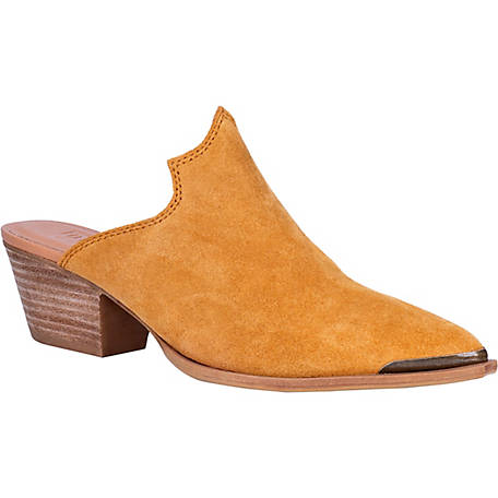 Dingo Women's Knockout Leather Mule, DI 105