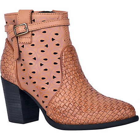 Dingo Women's Be Famous Ankle Boot, DI 125