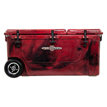 Wyld Gear 75 qt. Divided Hard Cooler, HC75-17C