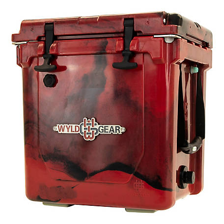 Wyld Gear 25 qt. Hard Side Bait Cooler, HC25-17C