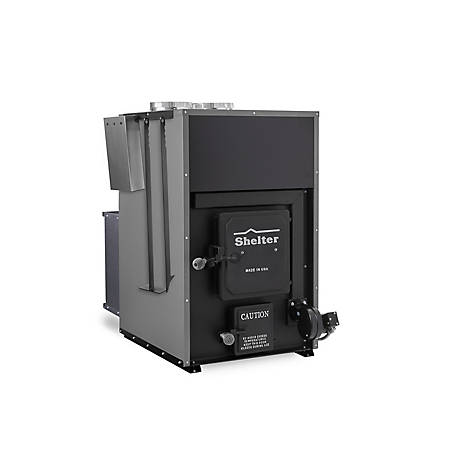 Shelter Shelter EPA 2020 Wood Indoor Furnace, SF1000E-T