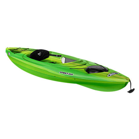 Pelican Spirit 100 Kayak with Paddle, KFF10P250