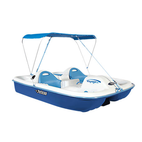 Pelican Pedal Boat Voyage Deluxe, HHF25P100