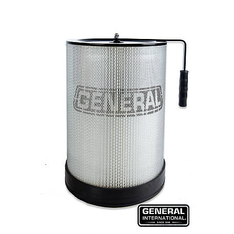 General International Canister Filter for 10-030