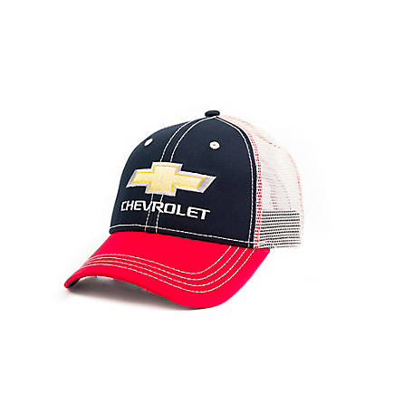 Chevrolet Chevy Cap, Red White Blue, BA14188CVYU