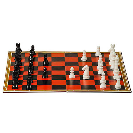 Schylling Chess/Checkers Set, CCSET