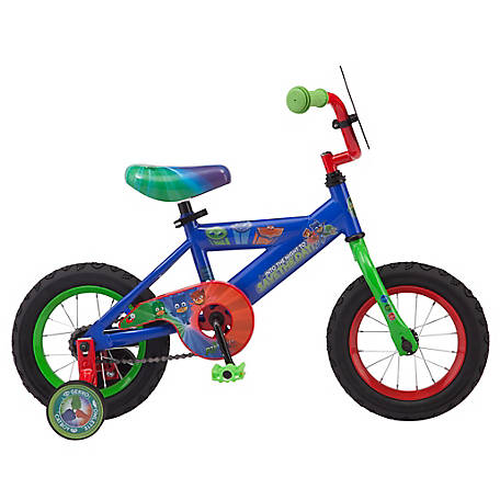 PJ Masks Boy's 12 in. Bicycle, Red, R0400