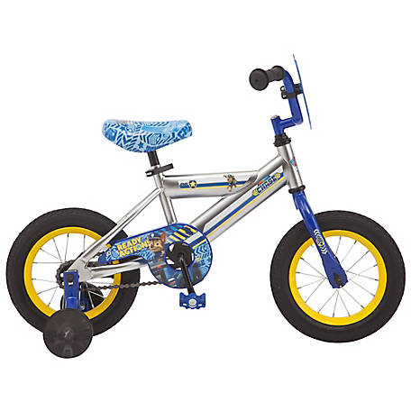 Paw Patrol Boy's 12 in. Bicycle, Silver, R0258