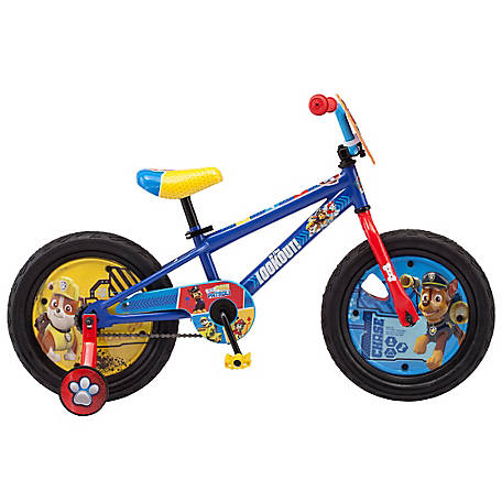 Paw Patrol Boy's 16 in. Bicycle, Blue, R0672
