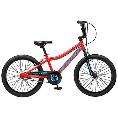 Schwinn Boy's Twister 20 in. Bicycle, Red, S2378G
