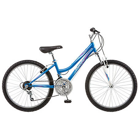 Pacific Girl's Tide 24 in. Mountain Bike, Blue, 241123PC