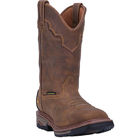 Dan Post Men's Blayde Waterproof Saddle Boot, DP69402