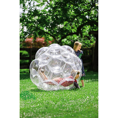 HearthSong Clear View Giant Buddy Bumper Ball, CGW728490