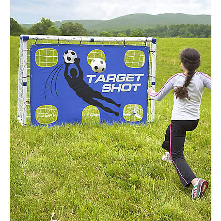 HearthSong 3-in-1 Soccer Trainer, CGW731201,