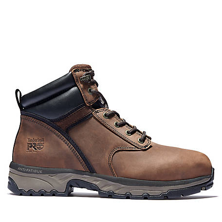 Timberland PRO Men's 6 in. Jigsaw Steel Toe Work Boot, TB0A1VZN214