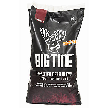 Big Tine 10 lb. Fortified Deer Blend, BT10