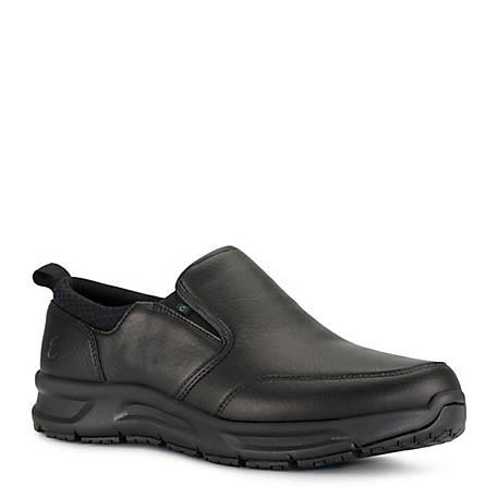 Emeril Lagasse Men's Quarter Slip-on Tumbled Oxford, ELMQUSOTL