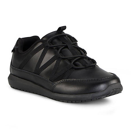 Emeril Lagasse Women's Miro Leather Easy Fit Oxford, ELWMIROZL