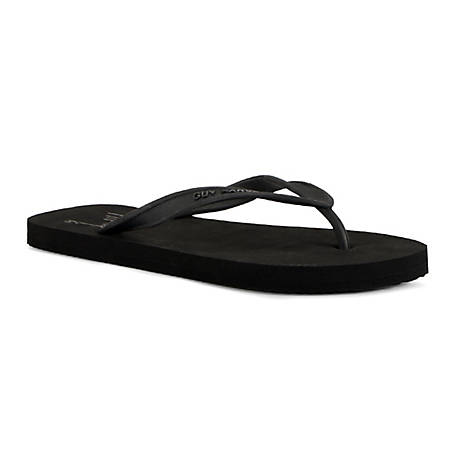 GUY HARVEY Men's Charter Flip Flop, GHMCHARTR-001