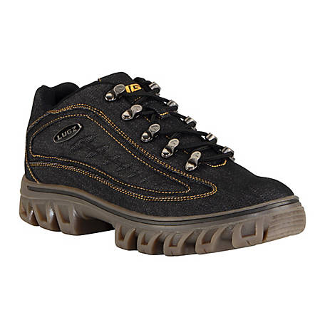 Lugz Men's Dot.Com 2 Denim Boot, MDOT2DC