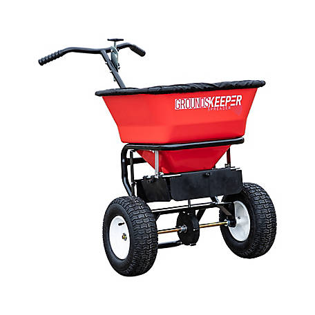 Buyers Products Company Walk Behind Broadcast Salt Spreader, 3042650