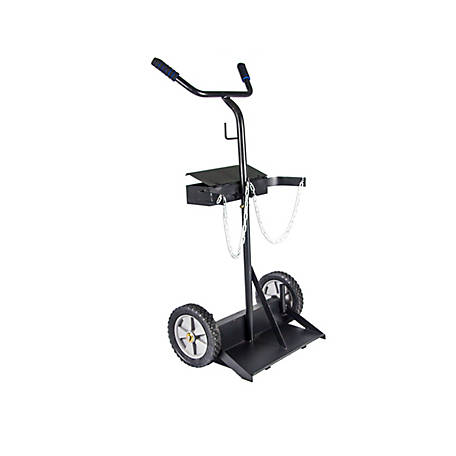 Metal Man Large Cylinder Cart, CCLG