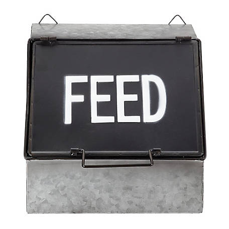 Red Shed Feed Holder