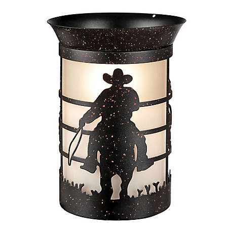 Red Shed Cowboy Electric Wax Melt Warmer