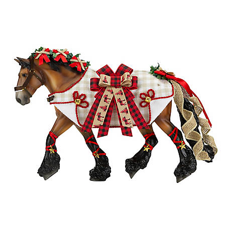 Breyer 2020 Holiday Horse - Yuletide Greetings, 700123