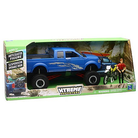 Xtreme Off Road Big Wheel Playset, SS-37496C