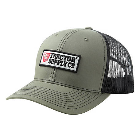 Tractor Supply Mesh Back Trucker Cap
