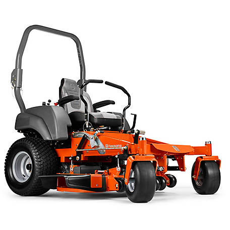 Husqvarna MZ54 54 in. 24 HP Kawasaki Hydrostatic Zero Turn Riding Mower, 967953701