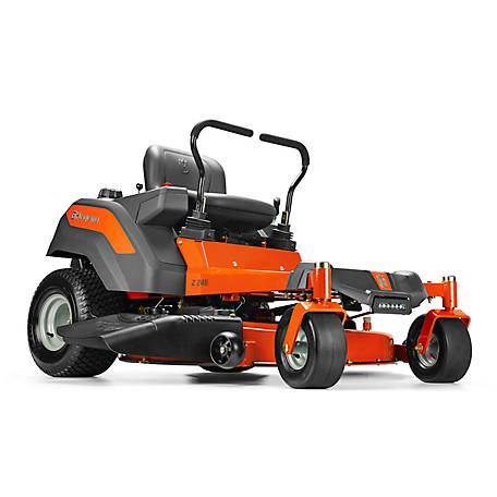Husqvarna Z246 46 in. 20 HP Briggs & Stratton Hydrostatic Zero Turn Riding Mower, 970467401