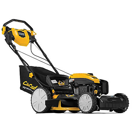 Cub Cadet SC 300 IntelliPower Self Propelled Lawn Mower, 12ABB2MW710