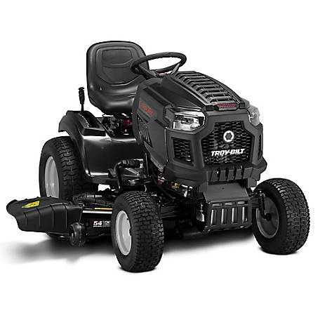 Troy-Bilt Super Bronco XP 54 in. 679cc Lawn Tractor, 13AJA2BW066