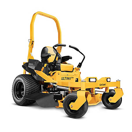 Cub Cadet Ultima ZTX4 48 in. FAB Kohler 7000 Pro V-Twin Dual Hydrostatic Gas Zero Turn Mower with Roll Over Protection