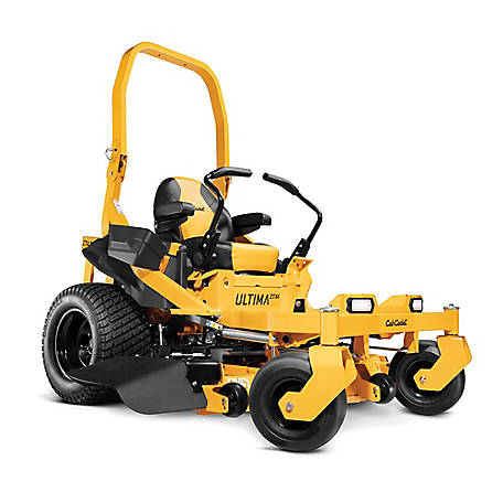 Cub Cadet Ultima ZTX4 54 in. 24 HP Kohler Pro 7000 Series V-Twin Dual Hydrostatic Gas Zero Turn Mower with Roll Over Protection