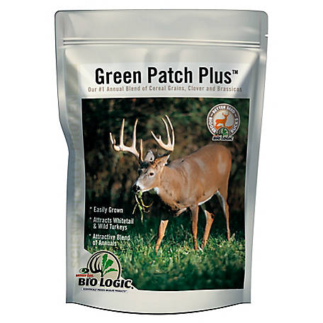 BioLogic Green Patch, 20 lb., 8420