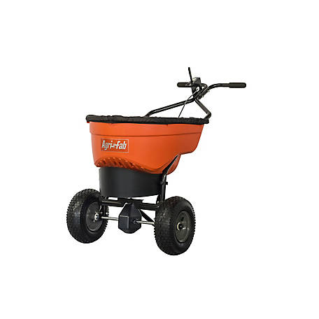 Agri-Fab 130 lb. Stainless Steel Broadcast Spreader, 45-0548