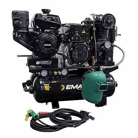EMAX 14 HP Kohler 20 gal. 3-in-1 Air Compressor, EGES14020T, EGES14020T