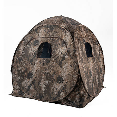 treeline Spring Steel 2-Person Deer Blind, TSCSS2-WID
