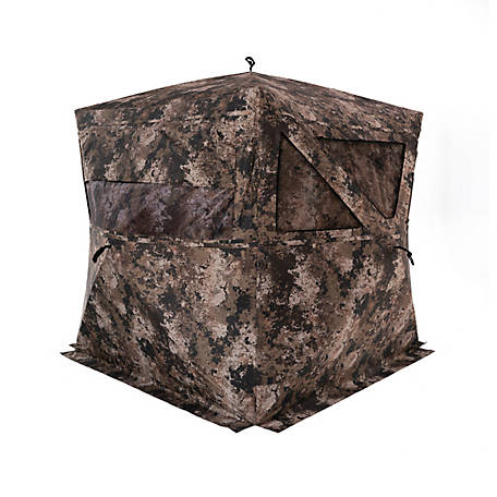 treeline ClearVu Mesh 3-Person Deer Blind, TSCHUB3-WID