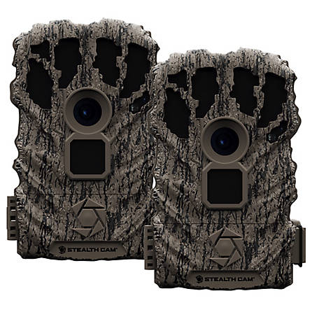 Stealth Cam Browtine Trail Cam, 2 Pack, STC-BT14-2PK